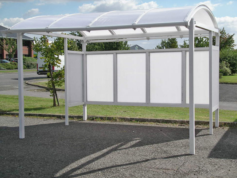 Commercial Canopies And Shelters : Commercial canopies carports smoking shelters