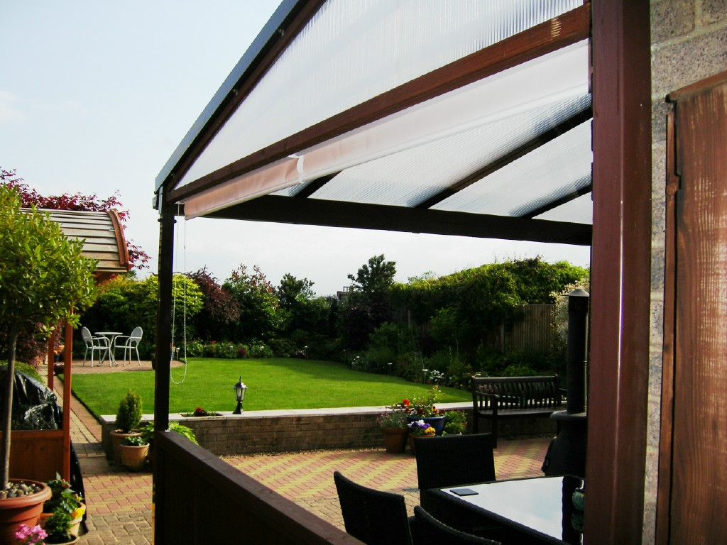 Homestyle Canopy