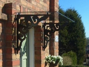Provide The Perfect Shelter For Your Front Door