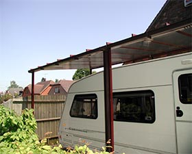 Quick Fit Carport